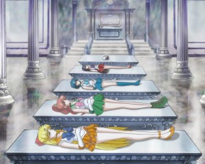 Sailor Moon Crystal Act 20 - Dead people?