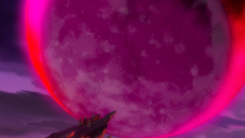 Sailor Moon Crystal Act 20 - Nemesis has a Moon