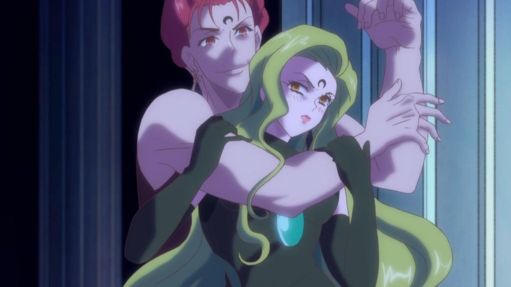 Sailor Moon Crystal Act 20 - Rubeus assaults Esmeraude