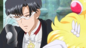 Sailor Moon Crystal Act 20 - Tuxedo Mask is disappearing too