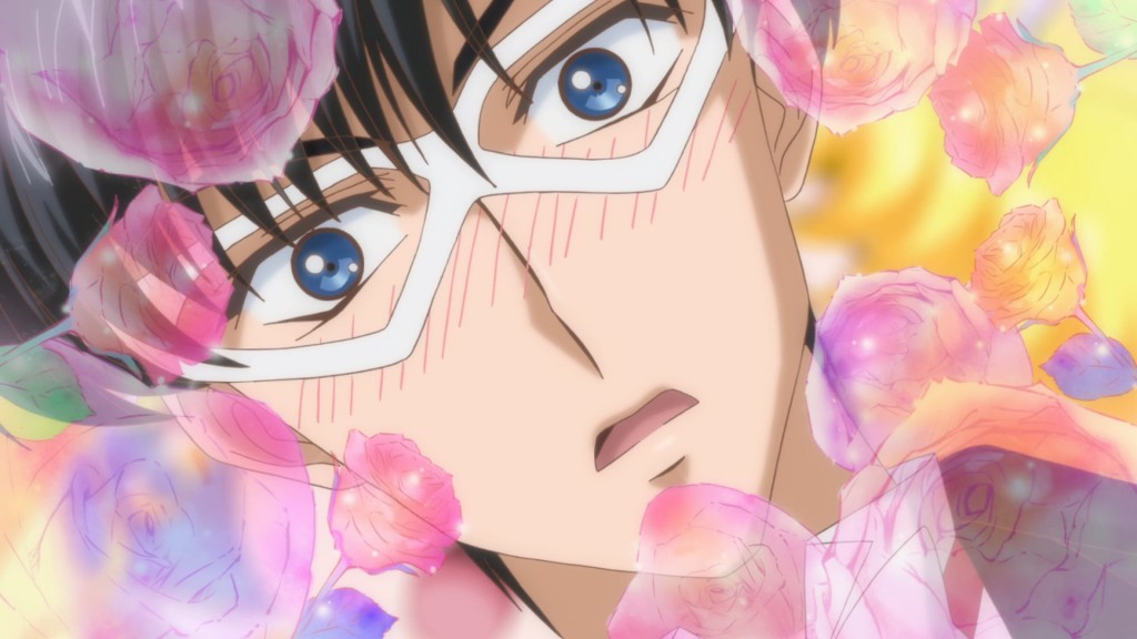 Sailor Moon Crystal Act 20 - Tuxedo Mask learns that Chibiusa is his daughter