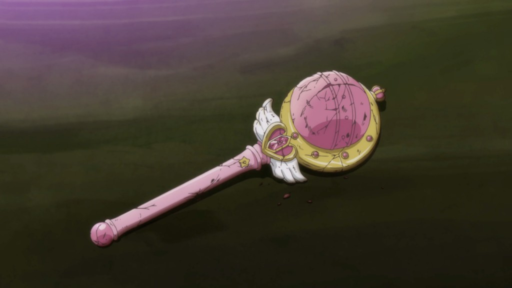 Sailor Moon Crystal Act 21 - The Cutie Moon Rod destroyed