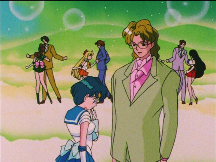 Sailor Moon S episode 95 - Let's dancing