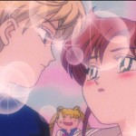 Sailor Moon S episode 96 - Makoto infatuated with Haruka