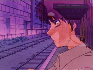 Sailor Moon S episode 99 - Heartbroken Yuuichirou