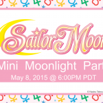 Sailor Moon Mini Moonlight Party