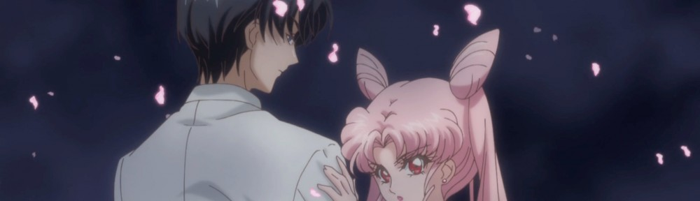 Sailor Moon Crystal Act 21 - Black Lady
