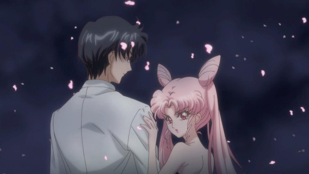 Sailor Moon Crystal Act 21 - Black Lady