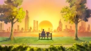 Sailor Moon Crystal Act 21 - King Endymion and Chibiusa