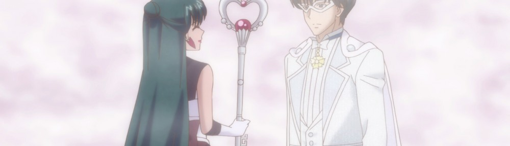 Sailor Moon Crystal Act 21 - Sailor Pluto and King Endymion