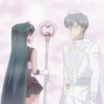 Sailor Moon Crystal Act 21 - Sailor Pluto and King Endymion