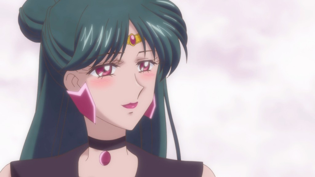 Sailor Moon Crystal Act 21 - Sailor Pluto loves King Endymion