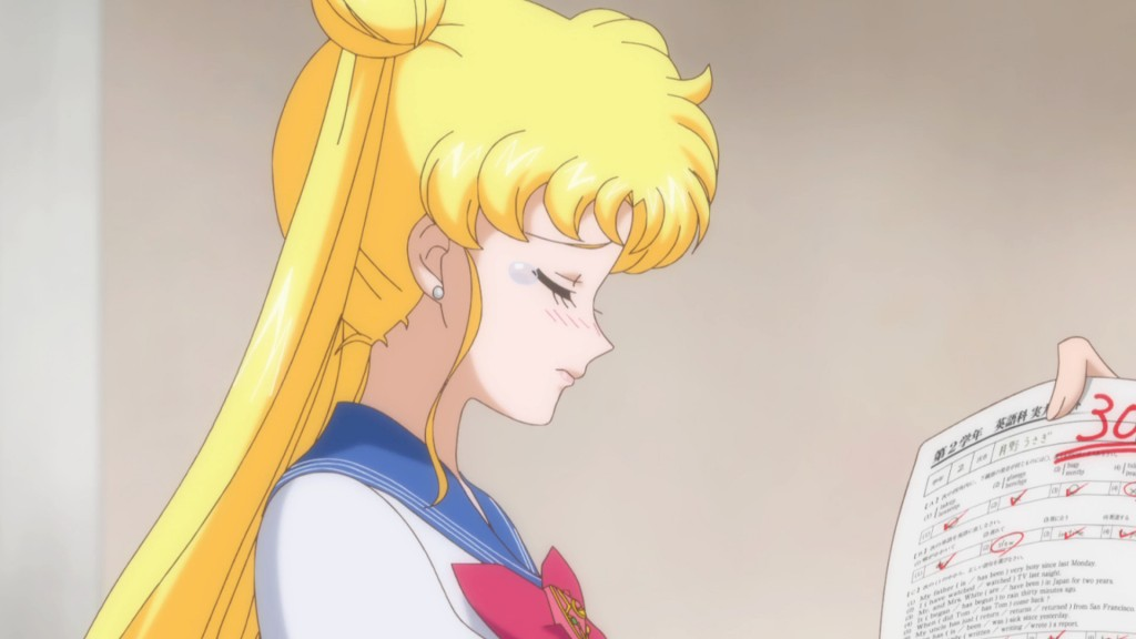 Sailor Moon Crystal Act 21 - Usagi gets another 30