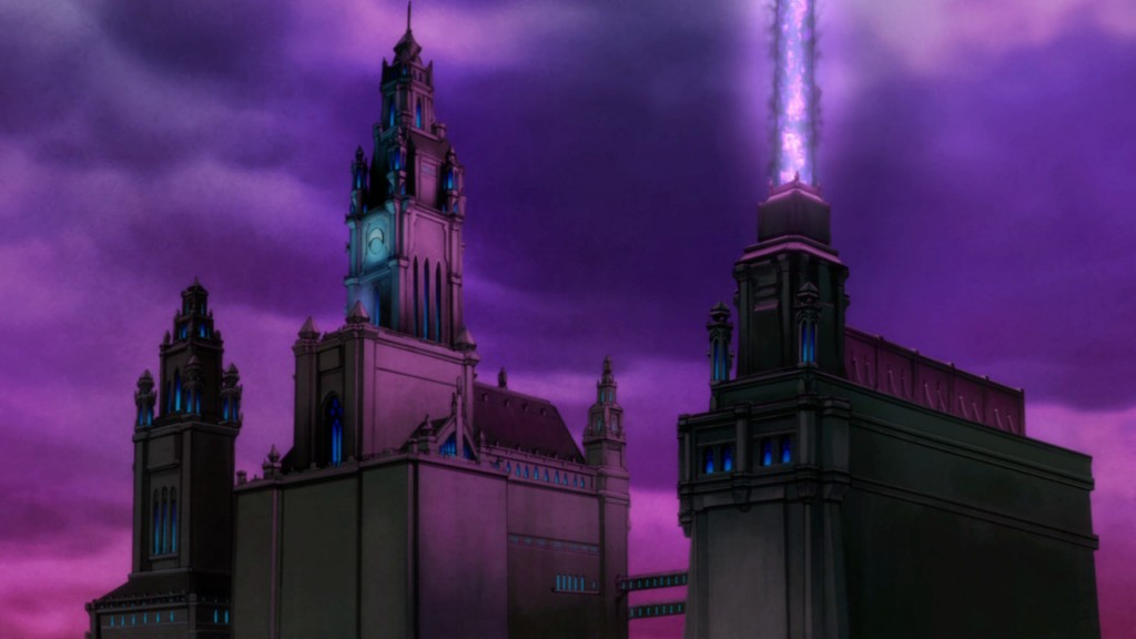 Sailor Moon Crystal Act 22 - A building on Nemesis