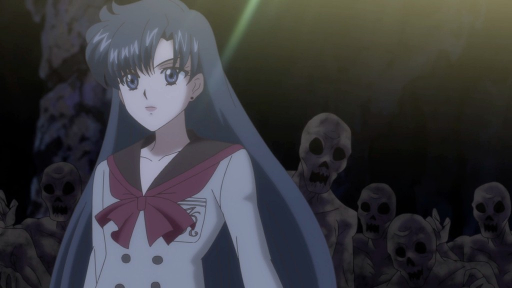 Sailor Moon Crystal Act 22 - Rei and dead people