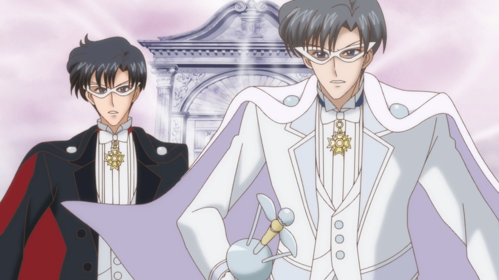 Sailor Moon Crystal Act 22 - Tuxedo Mask and King Endymion