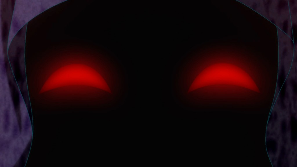 Sailor Moon Crystal Act 22 - Wise Man Kawaii emoticon eyes