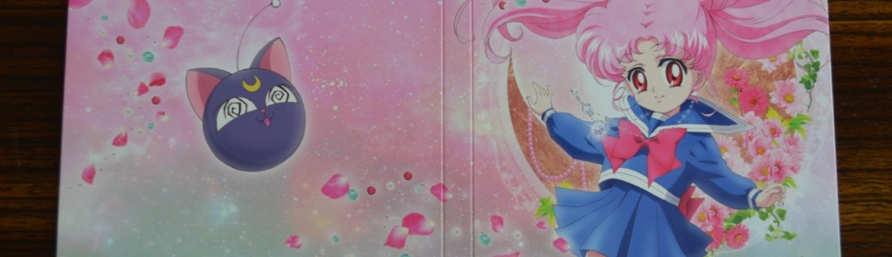 Sailor Moon Crystal Blu-Ray Vol. 8 - Chibiusa