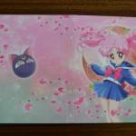 Sailor Moon Crystal Blu-Ray Vol. 8 - Chibiusa