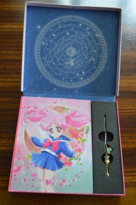 Sailor Moon Crystal Blu-Ray Vol. 8 - Contents
