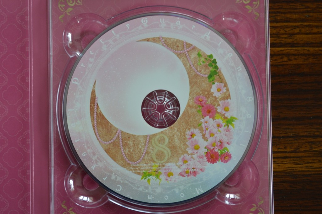 Sailor Moon Crystal Blu-Ray Vol. 8 - Disk
