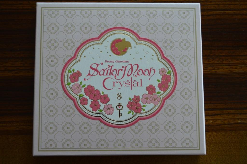 Sailor Moon Crystal Blu-Ray Vol. 8 - Front