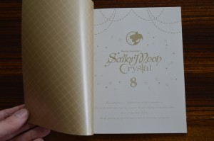 Sailor Moon Crystal Blu-Ray Vol. 8 - Special Booklet - Page 1