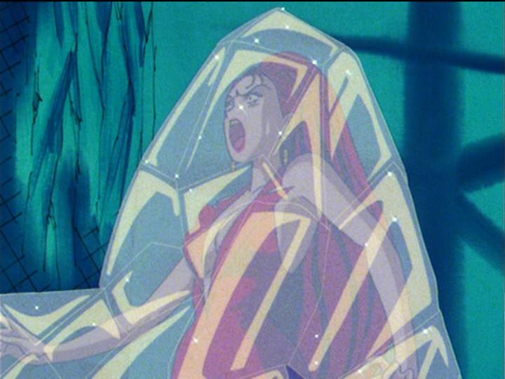 Sailor Moon S episode 102 - Kaolinite dies