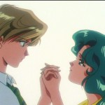 Sailor Moon S episode 110 - Haruka and Michiru