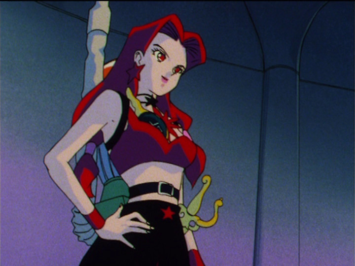 Sailor Moon S episode 111 - Eudial of the Witches 5