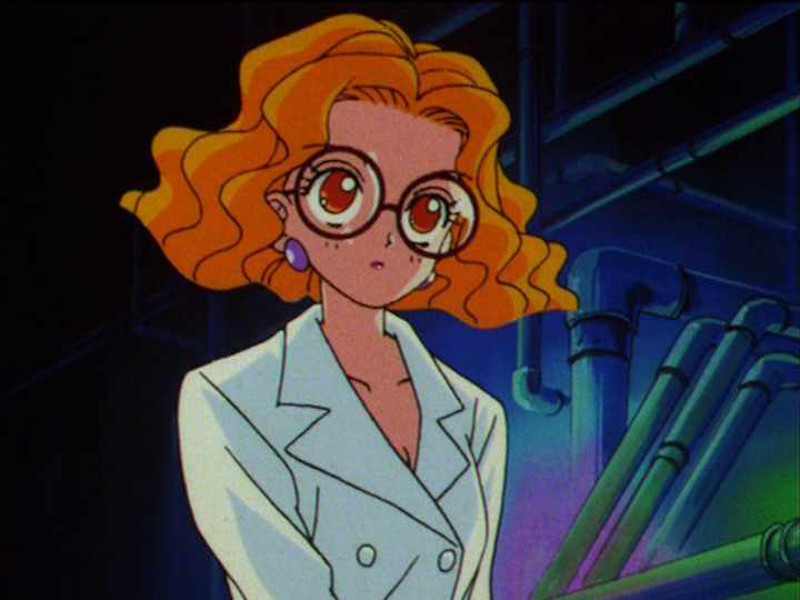 Sailor Moon S episode 111 - Mimete of the Witches 5