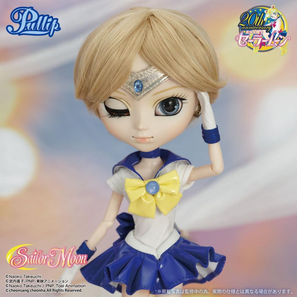 Sailor Uranus Pullip dolla
