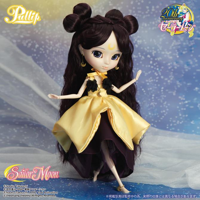 Human Luna Pullip doll