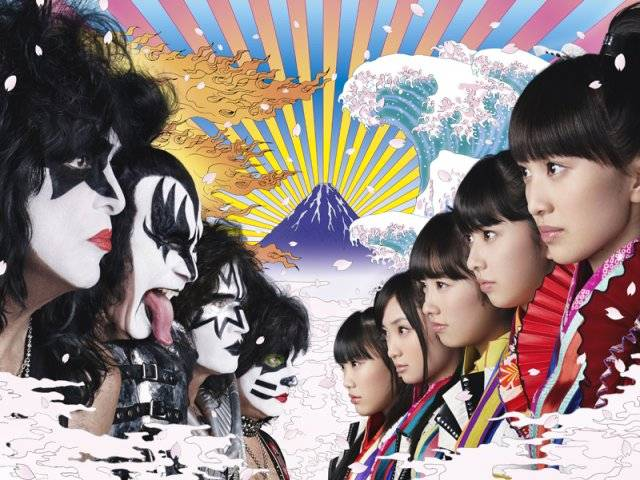 KISS and Momoiro Clover Z
