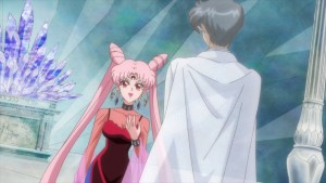 Sailor Moon Crystal Act 23 - Black Lady and King Endymion