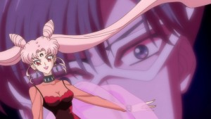 Sailor Moon Crystal Act 25 - Black Lady and King Endymion
