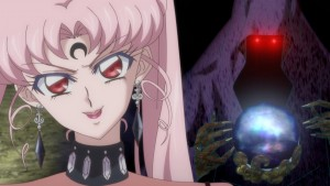 Sailor Moon Crystal Act 24 - Black Lady and Wise Man