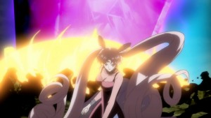 Sailor Moon Crystal Act 24 - Black Lady places another Evil Black Crystal on Earth