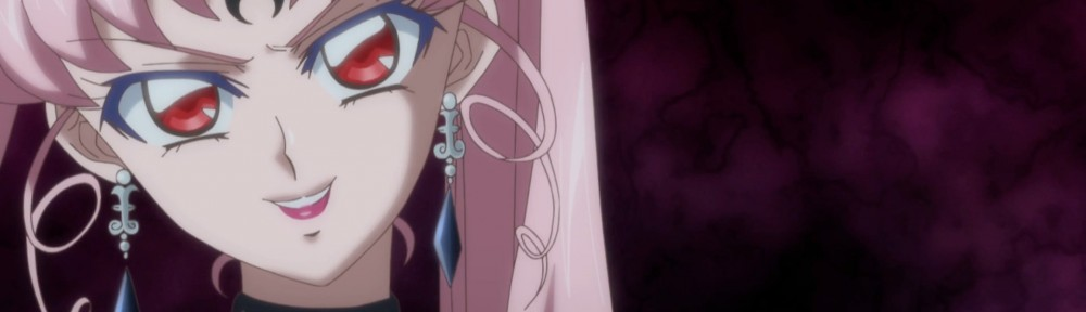 Sailor Moon Crystal Act 24 - Black Lady