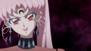 Sailor Moon Crystal Act 24 - Black Lady