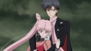 Sailor Moon Crystal Act 24 - Endymion and Black Lady