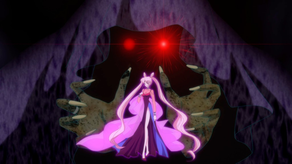 Sailor Moon Crystal Act 24 - Wise Man and Black Lady