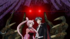 Sailor Moon Crystal Act 24 - Wise Man, Black Lady and Endymion