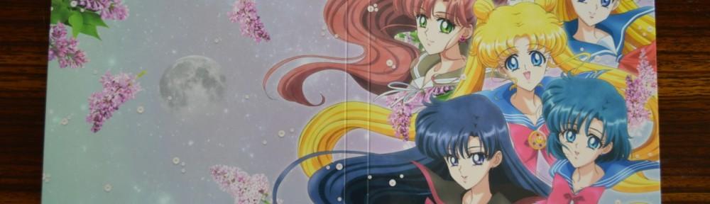 Sailor Moon Crystal Blu-Ray vol. 9 - Cover art
