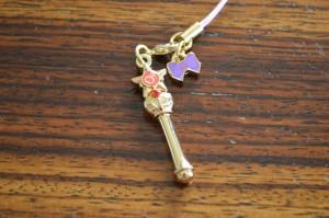 Sailor Moon Crystal Blu-Ray vol. 9 - Charm - Sailor Mars's Star Power Stick