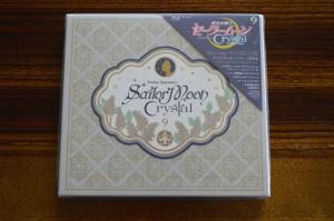 Sailor Moon Crystal Blu-Ray vol. 9  - Packaging