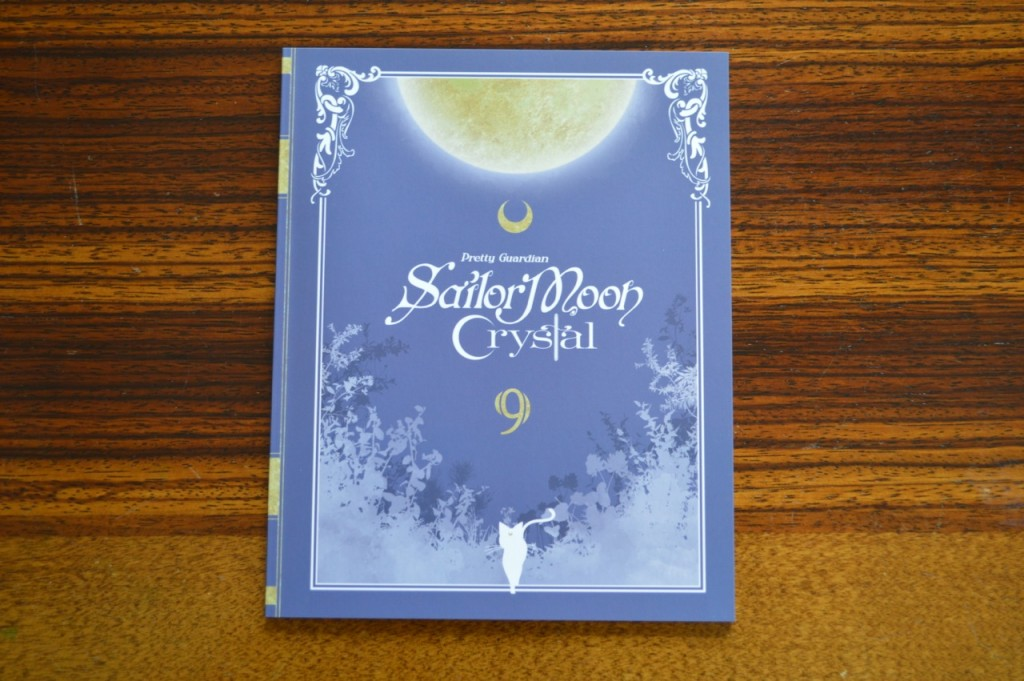 Sailor Moon Crystal Blu-Ray vol. 9 - Special Booklet - Cover