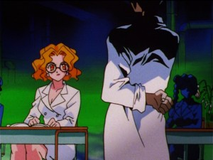 Sailor Moon S episode 112 - Mimete and Cyprine of the Witches 5