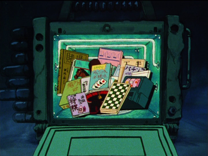 Sailor Moon S episode 118 - Turning this many games into a Daimon is a recipe for disaster