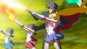 Sailor Moon Crystal Act 25 - Attacking Nemesis